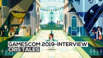 Cris Tales - Das Interview | gamescom 2019