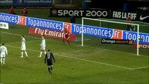 Le résumé de la rencontre Paris SG - FC Lorient (0-3) 09-10