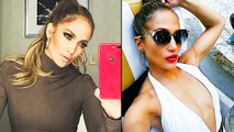 Jennifer Lopez Gets Emotional After Hearing Oscar Buzz For Her Hustlers Role