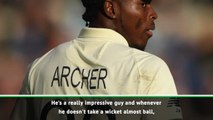 EXCLUSIVE: We expect too much from Jofra Archer - Jonathan Trott