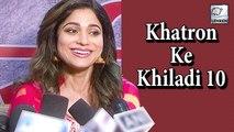 Khatron Ke Khiladi 10: Karishma Tanna, Karan Patel