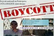 boycott national SCI LAMALICE saint-etienne 3