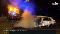 Finistère : soirée de violences suite à une interpellation à Quimper