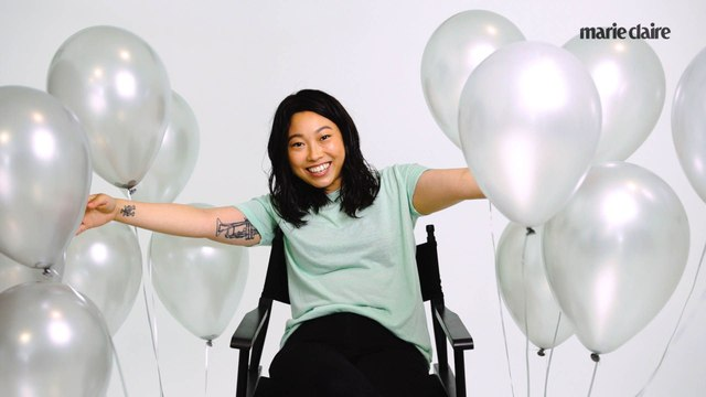Awkwafina Plays the 25th Anniversary Edition of Pop Quiz