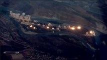 U.S. Warplanes Bomb ISIS