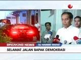 Jokowi Sampaikan Duka Cita Berpulangnya Pak Habibie