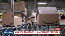Amazon Faces Probe by U.S. Antitrust Officials Over Marketplace