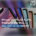 Les nouveaux iPhone 11 débarquent!