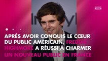 Good Doctor - Freddie Highmore : découvrez son lien particulier avec la France