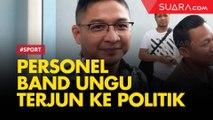 Pasha Tegaskan Band Ungu Tak Akan Bubar Karena Personel Terjun ke Politik