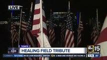 Tempe Healing Field honors 9/11 victims
