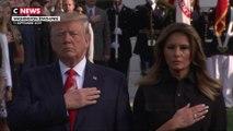 Hommage aux victimes du 11 septembre à la Maison Blanche