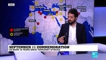 Al Qaeda still 'very active', 18 years after September 11 attacks