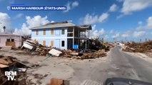 Les nouvelles images des dégâts impressionnants provoqués par l'ouragan Dorian aux Bahamas