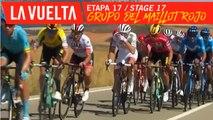 Grupo del Maillot Rojo - Étape 17 / Stage 17 | La Vuelta 19