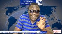 JTE : Nouveau gouvernement, présidentielle 2020, le décryptage de Gbi de fer