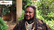 Me Drabo Yacouba, chef dozo  « Si vous refusez de collaborer avec les FDS parce que vous avez peur, sachez que même si vous ne dénoncez pas les bandits, vous ne serez pas épargnés »