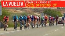 Toujours à fond / Still speeding up - Étape 17 / Stage 17 | La Vuelta 19