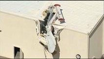 Deux blessés dans le crash d'un petit avion dans l'Arizona