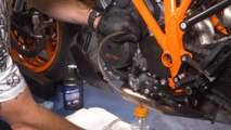 How To Service A Motorcycle Hydraulic Clutch | MC Garage