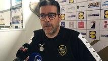 """""""Aix-en-Provence a des ambitions cette saison"""" selon Erick Mathé."""