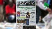 REVUE DE LA PRESSE CONGOLAISE DU 11 SEPTEMBRE 2019