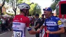 Ciclismo - La Vuelta 19 - Philippe Gilbert Gana la Etapa 17