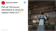Rennes. Des centaines de jeunes devant O'Tacos… pour un rappeur qui ne viendra pas