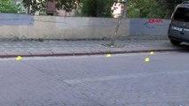Zeytinburnu'nda silahlı kavga 1'i kadın 2 yaralı