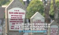 Di Sebelah Ainun, Habibie Jadi Presiden Pertama Dimakamkan di TMP Kalibata