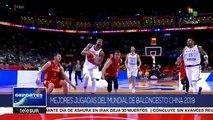 Deportes teleSUR: Argentina a la semifinal del Mundial de Baloncesto