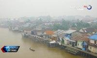 Kabut Asap Kian Parah, Anak-Anak dan Lansia di Pontianak Terserang ISPA