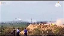 एंटी टैंक गाइडेड मिसाइल का परीक्षण