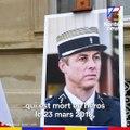 Damien Beltrame, frère du gendarme Arnaud Beltrame, répond à Hugo Clément