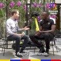 Entretien avec Usain Bolt, l'homme le plus rapide du monde