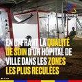 Innovation : un CUBE pour lutter contre Ebola en Afrique de l'Ouest