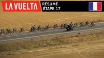 Résumé - Étape 17 | La Vuelta 19