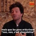 """""""Moi je mets de la crème dans la carbonara""""  Jean Imbert a répondu à notre Quiz Cuisine"""