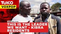 The leader Kibra voters want | Tuko TV