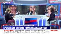 Affaire Epstein: Des victimes françaises racontent - 11/09