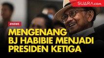 Jadi Presiden ke-3 RI, Ini Perjalanan Si Jenius dari Gorontalo