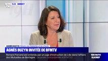 """Agnès Buzyn: """"En tant que membre du gouvernement, je n'ai absolument rien à dire sur une procédure de justice"""""""