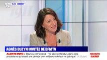"""Agnès Buzyn sur la grève des urgentistes: """"Ce budget sur 3 ans, c'est 80% pour les ressources humaines, c'est-à-dire le recrutement du personnel"""""""