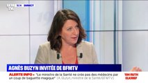 """Agnès Buzyn sur le plan pour les urgences: """"J'ai besoin de 750 millions d'euros, je les ai eu, ça va créer des postes"""""""