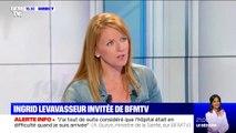 """Ingrid Levavasseur: """"Je continuerai à me battre et à être force de proposition"""""""