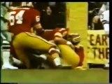 NFC Championship Game 1972 - Washington Redskins vs. Dallas Cowboys - Highlights