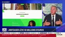 JobTeaser lève 50 millions d'euros - 11/09