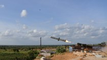 DRDO successfully tests third-generation anti-tank missile