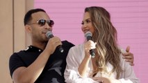 John Legend jetting off to Paris with Wife to celebrate double anniversary