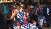 Côte d'Ivoire: Simone Gbagbo exhorte les populations d'Issia à la paix
